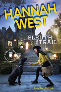 hannah west sleuth on the trail